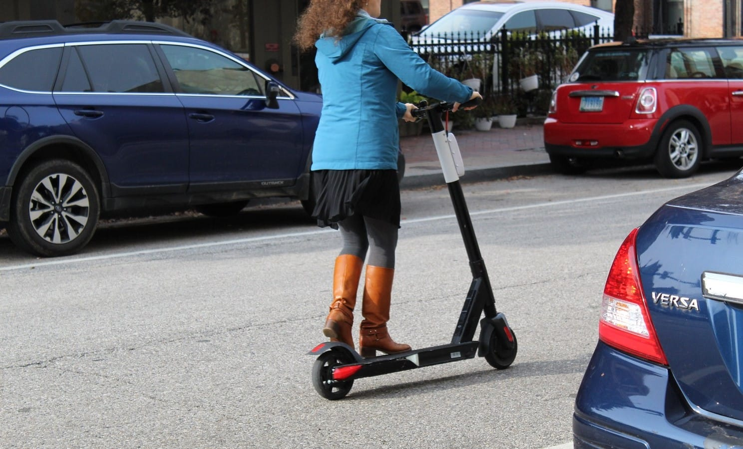Where Can I Ride Electric Scooters In Columbus Ohio